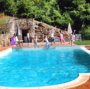 piscina bambini tuffo 300